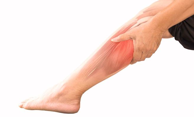 Santé : Les crampes musculaires associées à l'effort