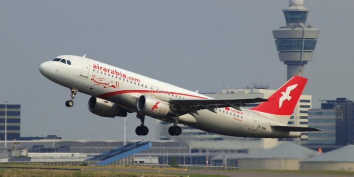 Liaisons aériennes : Air Arabia prolonge la suspension de ses vols