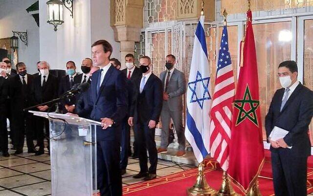 Maroc/ Israël : Kushner écrit un livre sur les accords d'Abraham