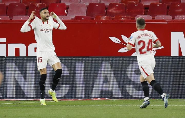 Foot espagnol : Séville vainqueur du derby andalou grâce à En-Nesyri