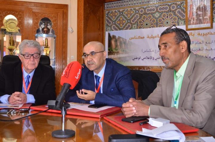 La Marocaine des Journalistes Sportifs (MJS) : M.Abdellatif Chraïbi élu président de l'antenne régionale Meknès-Fès