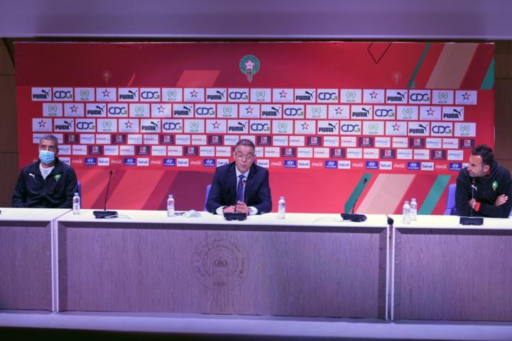 Le président de la FRMF lors d'une réunion tenue lundi avec les joueurs de l'équipe nationale U17 : « Ce n'était pas normal de mettre votre santé en danger ! »