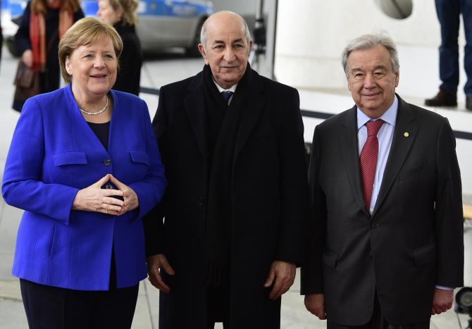 Crise germano-marocaine : l'Algérie tente de profiter de la situation