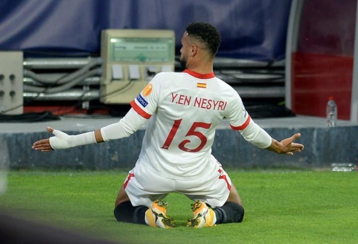 FC.Séville-Elche (2-0) :  Le 15ème but d'En-Nesyri, un but à la Ronaldo !