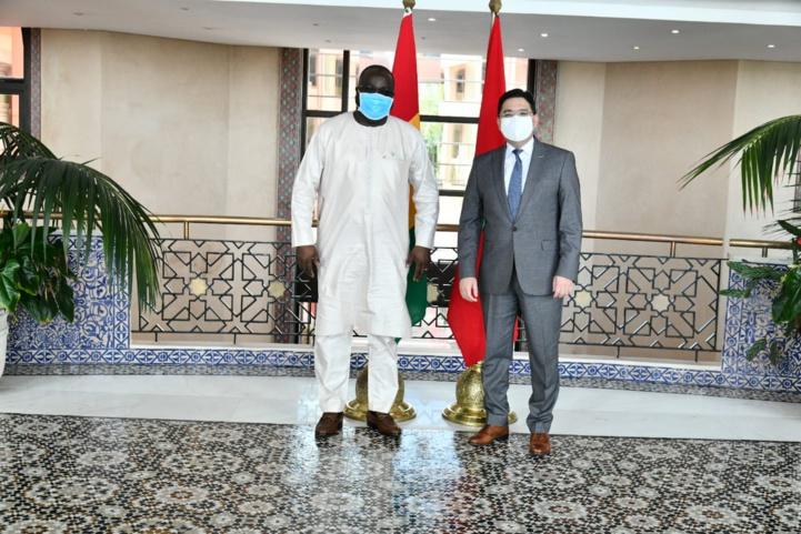 La Guinée réaffirme son soutien indéfectible à la marocanité du Sahara