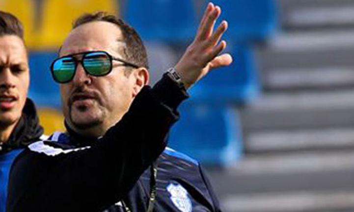 Pedro Benali, nouveau coach de la RSB