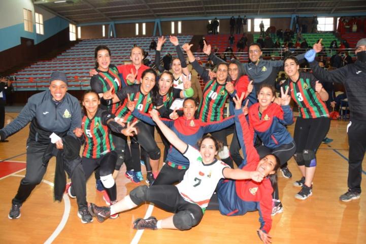 L'équipe de l'ASFAR Dames. Ph. Nidal