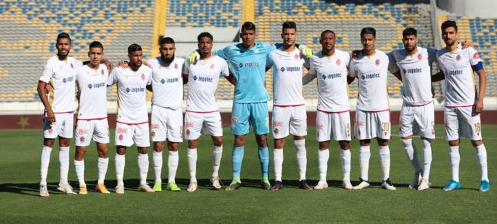 Le Wydad, club marocain de la décennie 2011-2020