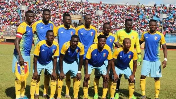 Football africain : La CAF disqualifie le Tchad