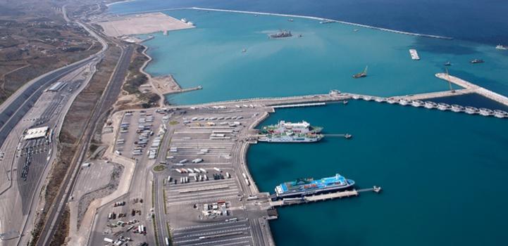 Groupe Tanger Med: Résultat net consolidé de 608 MDH du pôle portuaire en 2020