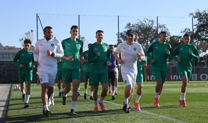 Nayef Aguerd (Rennes) rejoint l'équipe nationale.