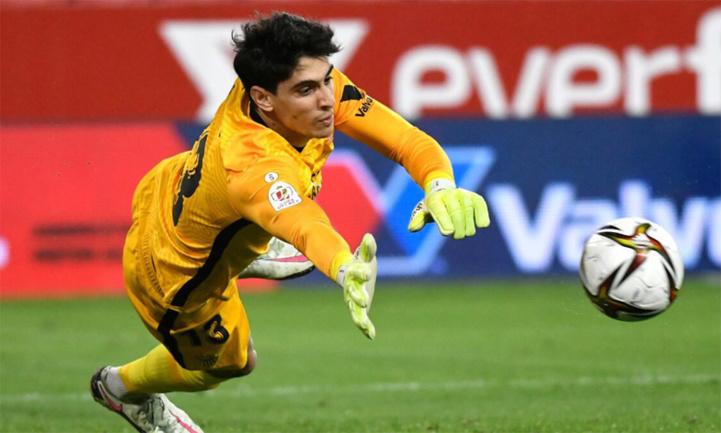 Bounou, 2ème meilleur ''clean sheets'' de la Liga