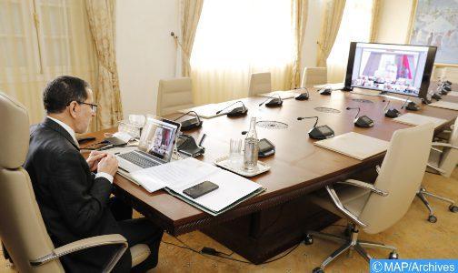 La promulgation de mesures exceptionnelles au profit de certains employeurs adhérents à la CNSS au menu du Conseil de gouvernement
