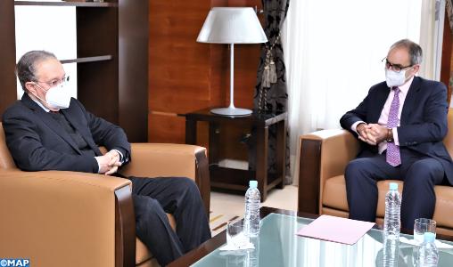 Maroc-Royaume-Uni : Renforcement de la coopération dans le domaine des statistiques