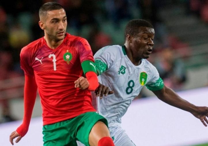 Mauritanie-Maroc sur deux chaines de BeInSport