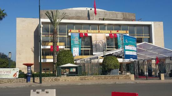 Le Théâtre national Mohammed V se réinvente
