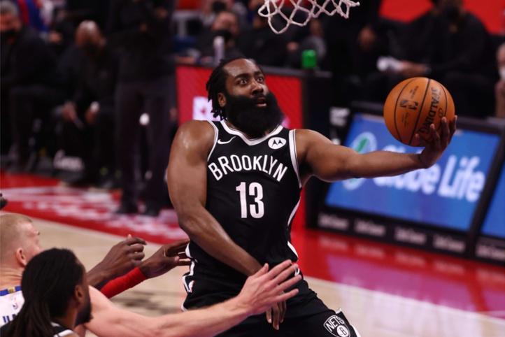 "NBA: Brooklyn repasse devant Milwaukee, Harden se ""sent comme le MVP"""