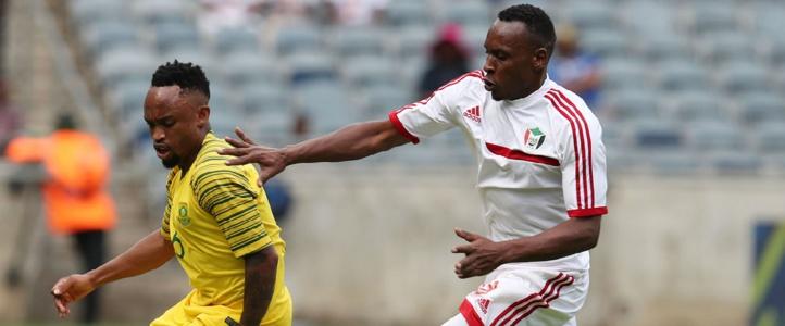 Eliminatoires CAN 2021: L'Afrique du Sud en danger face au Soudan !