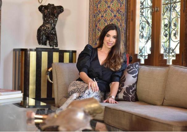 Rita Chraïbi, designer et architecte d'intérieur
