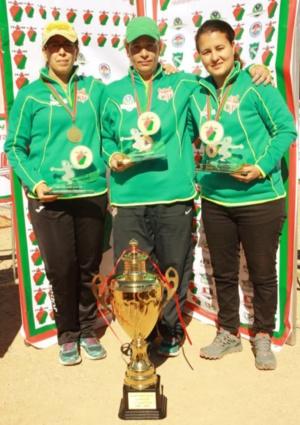1-Les Khénifriyates et leur sacre de championnes du Maroc.