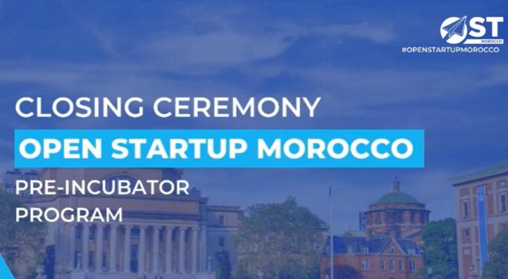Open Startup Maroc : Les étudiants d'Al Akhawayn se distinguent