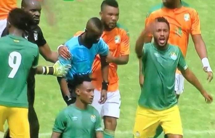 Côte d'Ivoire-Ethiopie (3-1) : Les Ethiopiens qualifiés dans un match tronqué de 10 minutes !