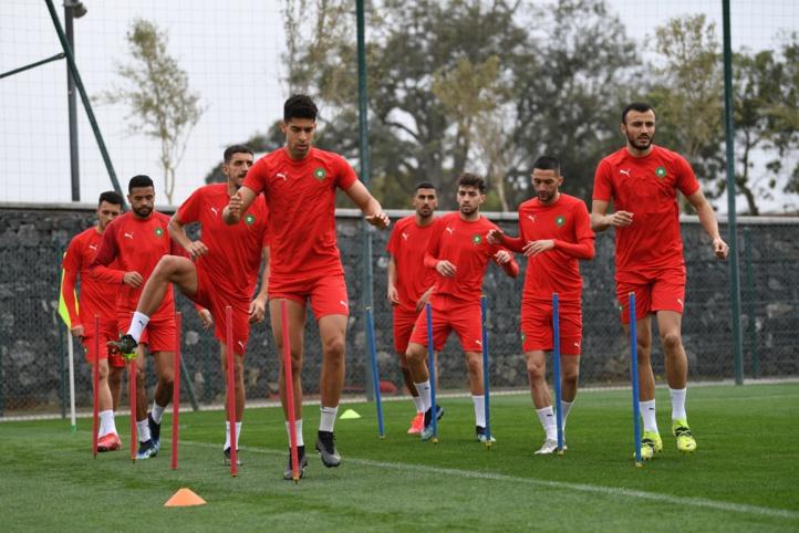 Eliminatoires CAN-2022: Le Maroc s'impose (1-0) face au Burundi