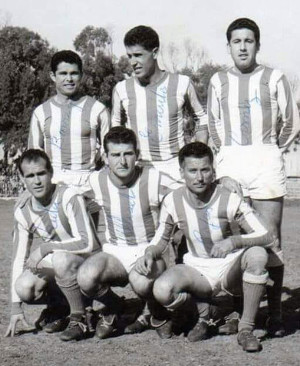 Archives: Les six espagnols de l'ASPT