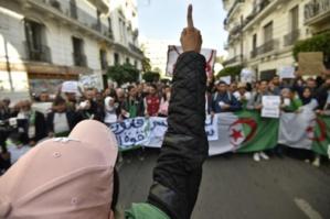 Algérie : cinq individus projetaient des attentats anti-Hirak