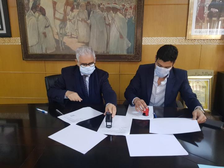 Élections législatives : Une convention de collaboration signée entre le Parti de l'Istiqlal et l'association Tafra