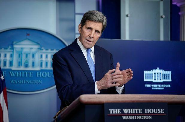 Énergies renouvelables : John Kerry envoyé spécial de Biden salue les efforts du Royaume