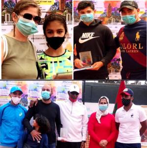 Tennis: Destination la ville ocre pour les besoins du second tournoi interne du R.T.C.Marrakech qui a tiré, dimanche, sa révérence
