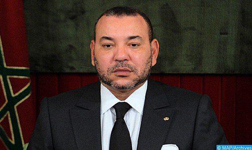 Message de condoléances de SM le Roi à la famille de feue Hajja El Hamdaouia