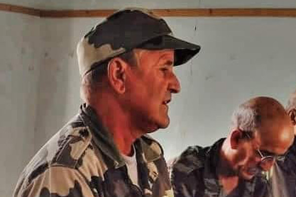 Le chef de la gendarmerie du polisario abattu par un drone marocain