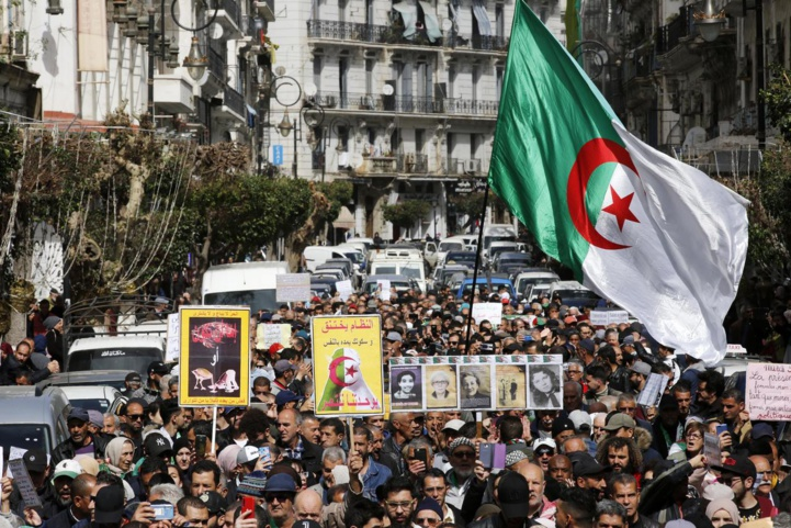 Algérie / Hirak : le président met en garde les manifestants