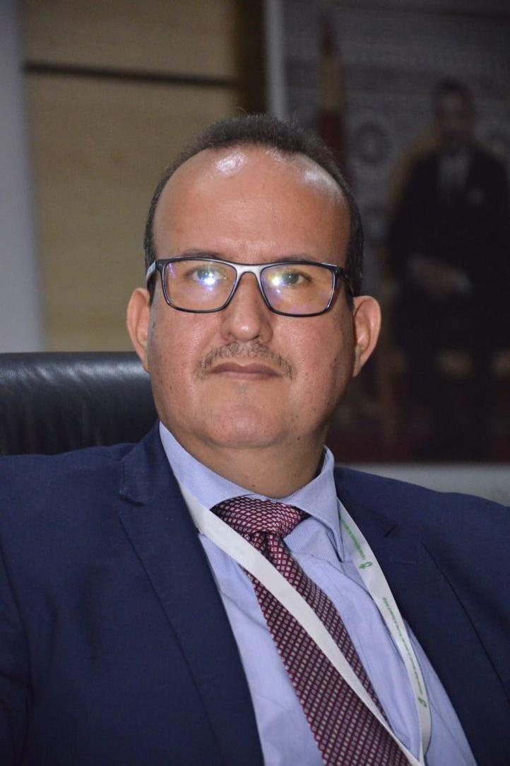 Hamid El Aouni, président de la FRMSPsH. Phs Nidal
