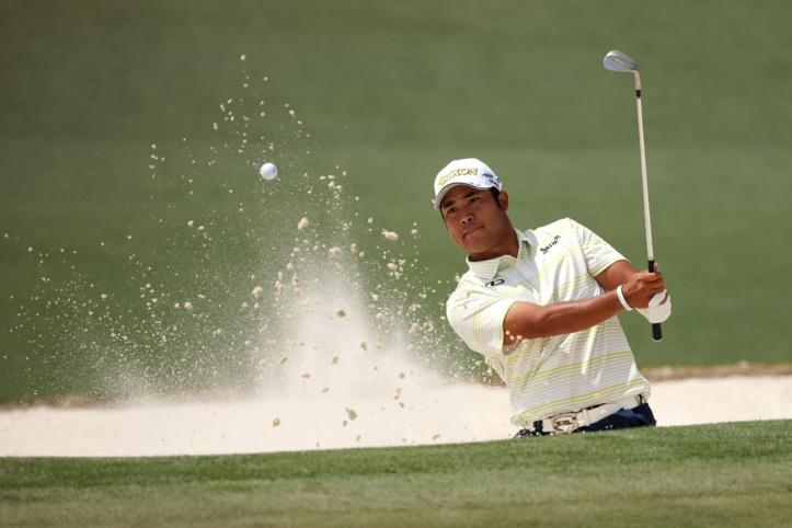 Golf : Hideki Matsuyama, soleil levant à Augusta