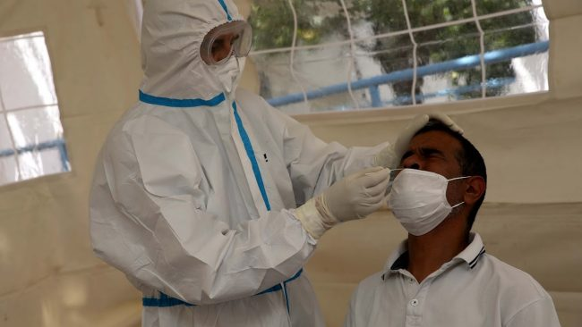 Compteur Coronavirus : 175 cas testés positifs, 4.486.628 personnes vaccinées