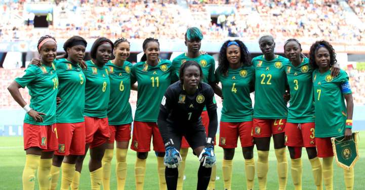 JO-Football féminin : Ce mardi, le Cameroun affronte le Chili en match barrage intercontinental