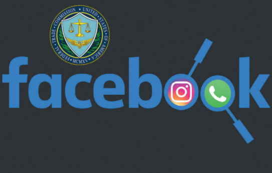 Facebook : Pratiques anticoncurrentielles, la FTC engage des poursuites