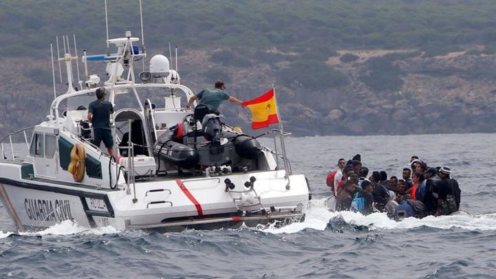Ceuta : Démantèlement d'un réseau de trafic de migrants du Maroc vers l'Espagne