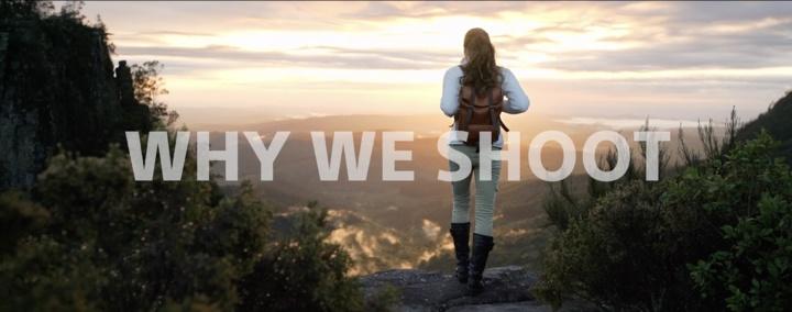 """""""Why We Shoot"""" : La campagne vidéo de Sony en hommage aux photographes et vidéographes de la région"""