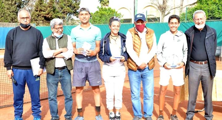 Tennis :  À l'ACSA... Inès, la confirmation, et Réda, la révélation ! M.BELAOULA