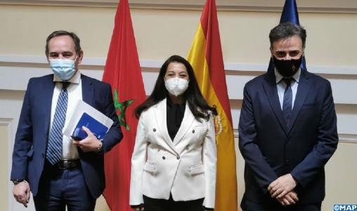 Benyaich et le secrétaire d'Etat espagnol aux Migrations se penchent sur la gestion migratoire