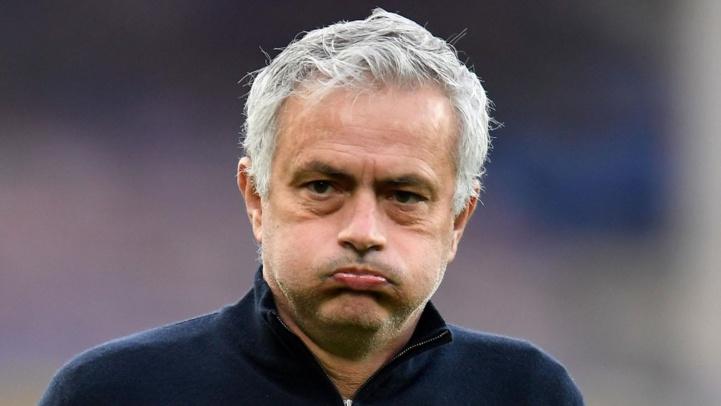 Foot anglais : Tottenham vire Mourinho!