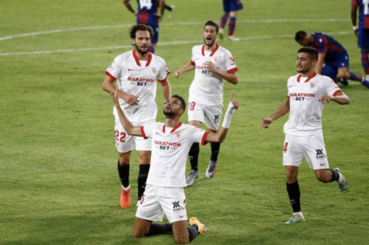 Foot espagnol : Un 16ème but d'En-Nesyri décisif !