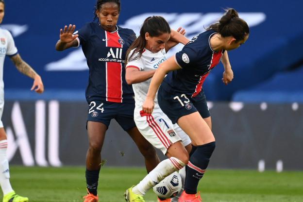 Foot féminin européen : Le PSG affronte le Barça en demi-finale de la Ligue des Champions