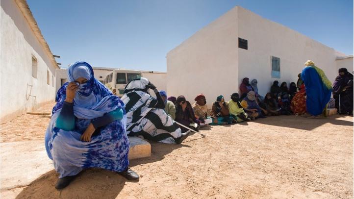 A Tindouf la population astreinte à payer des contributions au Polisario