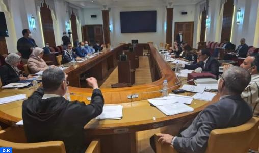 Adoption d'un projet de loi relatif au blanchiment des capitaux