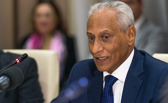 Délégué général à l'Administration pénitentiaire et à la réinsertion, Mohamed Saleh Tamek.
